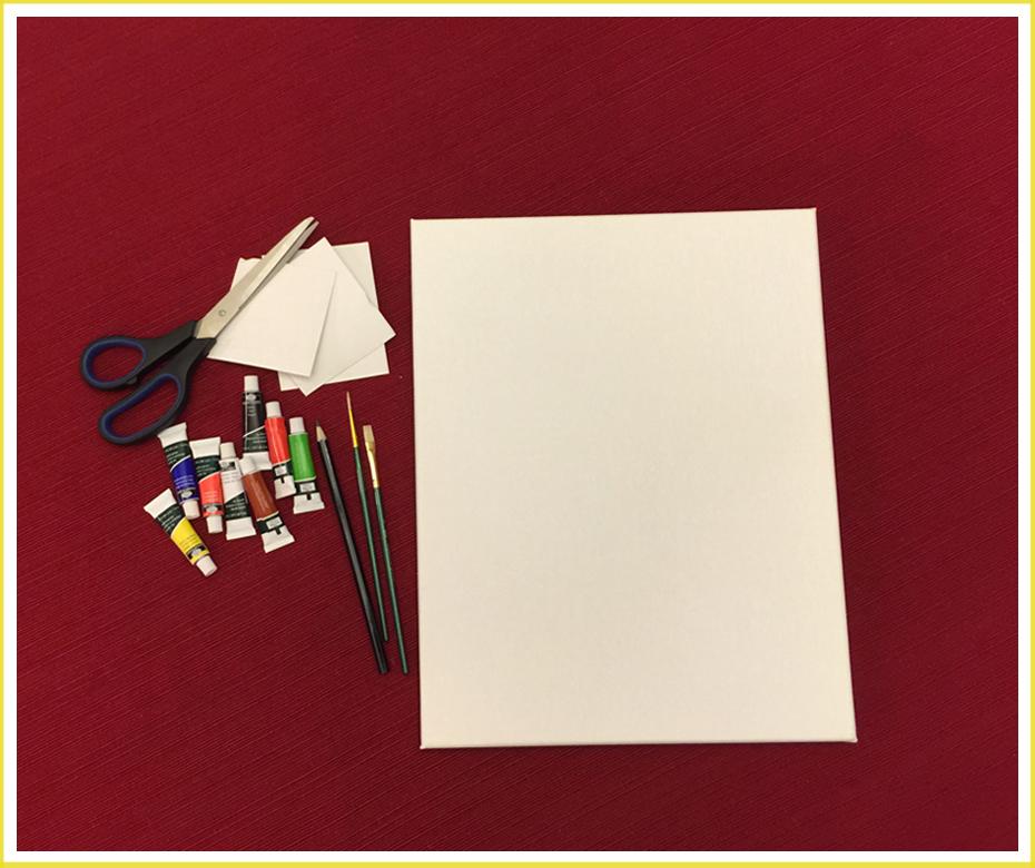 DIY - Canvas Painting