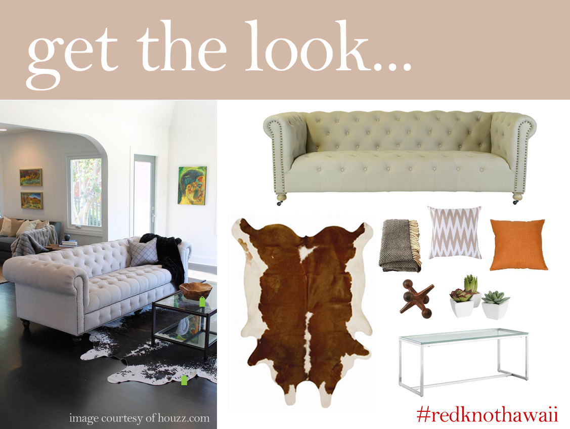 Get The Look for Less The Chesterfield Sofa : getthelook from myredknothawaii.com size 1127 x 848 jpeg 437kB