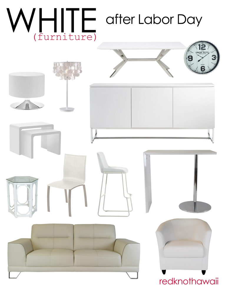 RedKnot_WhiteFurniture_AfterLaborDay